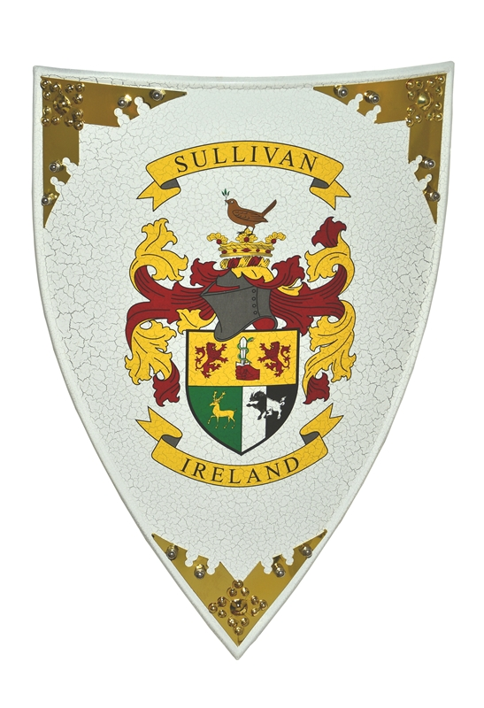 Home Group Tyneside Foyer : Medieval shields plaques coat of arms
