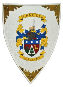 family shields coat of arms