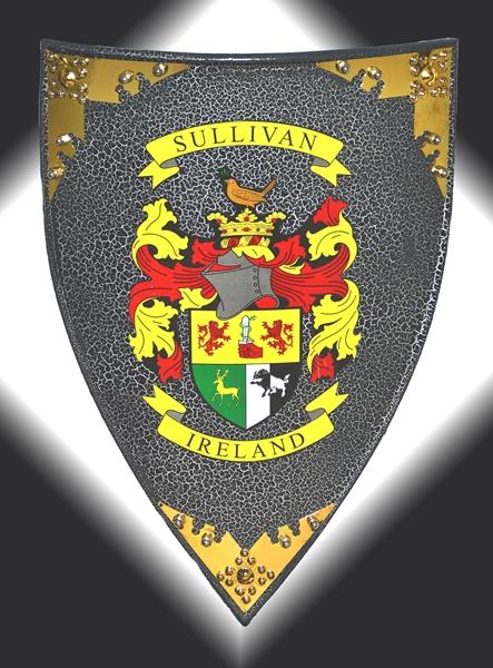 medieval shields